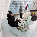 A Night at Quebec City's Ice Hotel 7