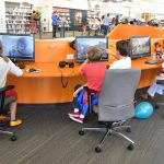 Library Grand Opening Draws Huge Crowds 7