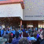 Library Grand Opening Draws Huge Crowds