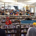 Library Grand Opening Draws Huge Crowds 1