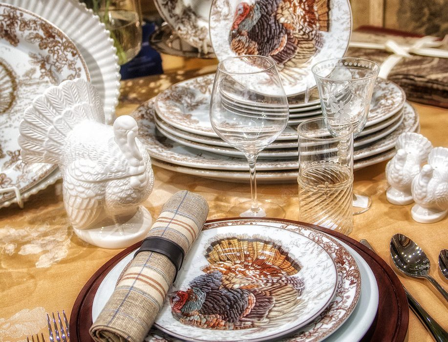 The Frisco Thanksgiving Table