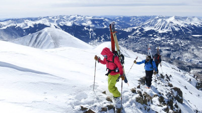 So you want to ski out-of-bounds, eh?