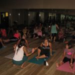 Ocotillo Village Health Club & Spa Buti Glow Party 4