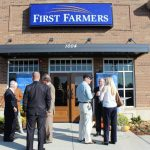 First Farmers and Merchants Bank Ribbon Cutting 3