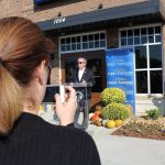 First Farmers and Merchants Bank Ribbon Cutting 2