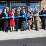 First Farmers and Merchants Bank Ribbon Cutting 1