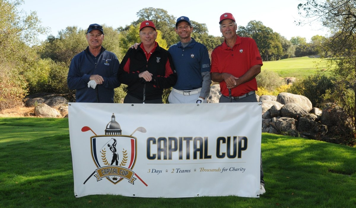Capital Cup 2016 Golf Tournament Ends With a Bang 1