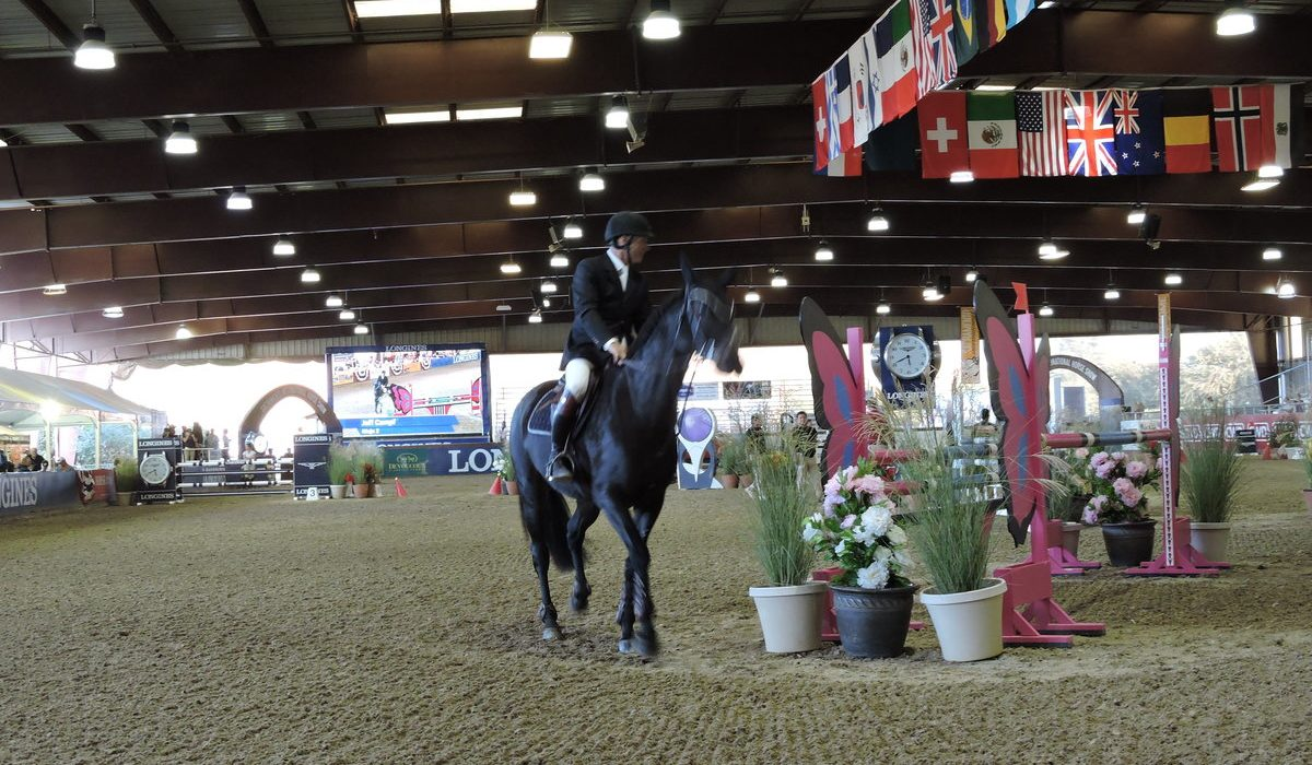 Sacramento International Horse Show 5