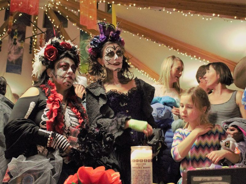 A Lively Celebration of the Day of the Dead 6