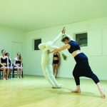 Alya Howe & Dancers Explore Herd Movements 2