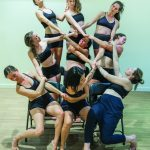 Alya Howe & Dancers Explore Herd Movements 3