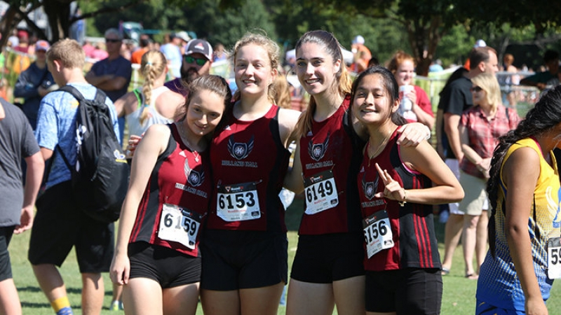 31st Annual Holland Hall Cross Country Invitational 6