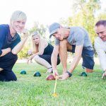 St. James Academy's Third Annual Bocce Ball Tournament 1