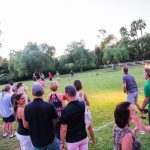 St. James Academy's Third Annual Bocce Ball Tournament