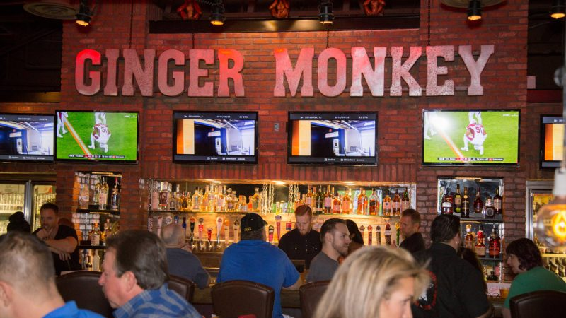 Ginger Monkey's Pre-Opening Event 5