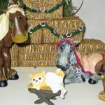 Nativity Scenes on Display to Help Homeless