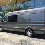 Silver Star Mercedes-Benz Sprinter: Euro Van Invasion for Work & Play 4
