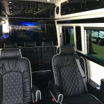 Silver Star Mercedes-Benz Sprinter: Euro Van Invasion for Work & Play