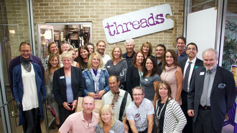 After Hours at Threads