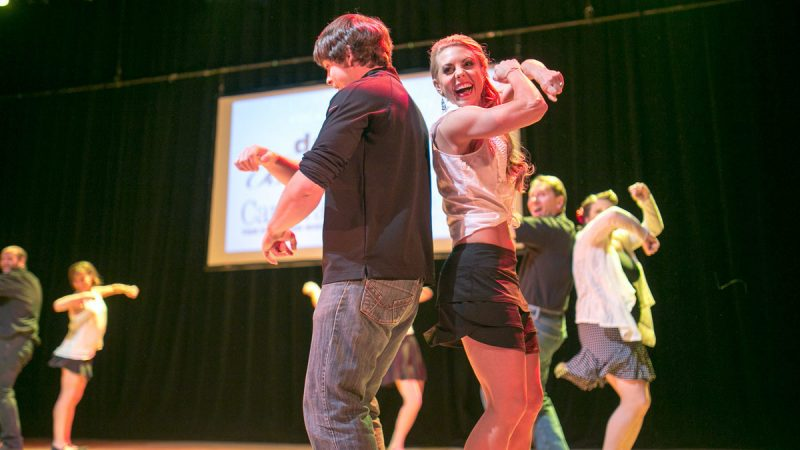 YWCA Boulder County fundraising event, Dancing with Boulder Stars 6