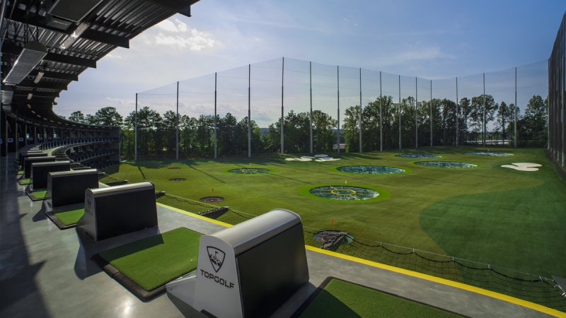 Have a Ball at TopGolf Midtown! 6