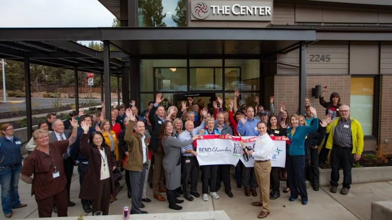 The Center Shevlin Clinic Grand Opening 8