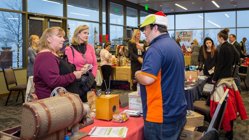 The Parker Chamber's 2016 Holiday Sip 'n' Shop 9