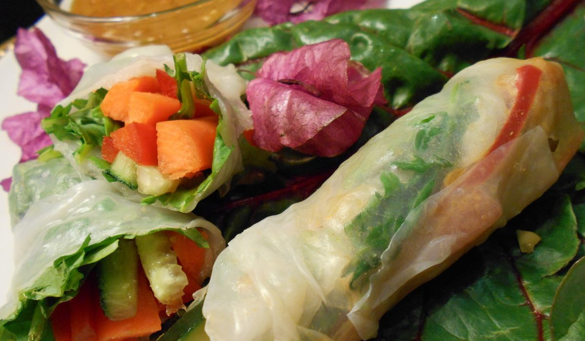 Roll Your Way Into Healthy Eating 1