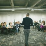 "Social Venture Partners ""Invisible Boulder"" Storytelling Event 6"