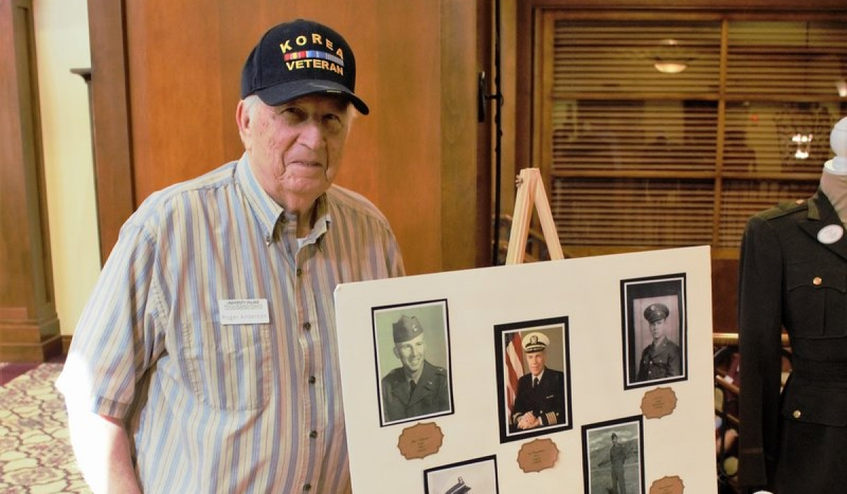 University Village Pays Tribute to Veterans 2