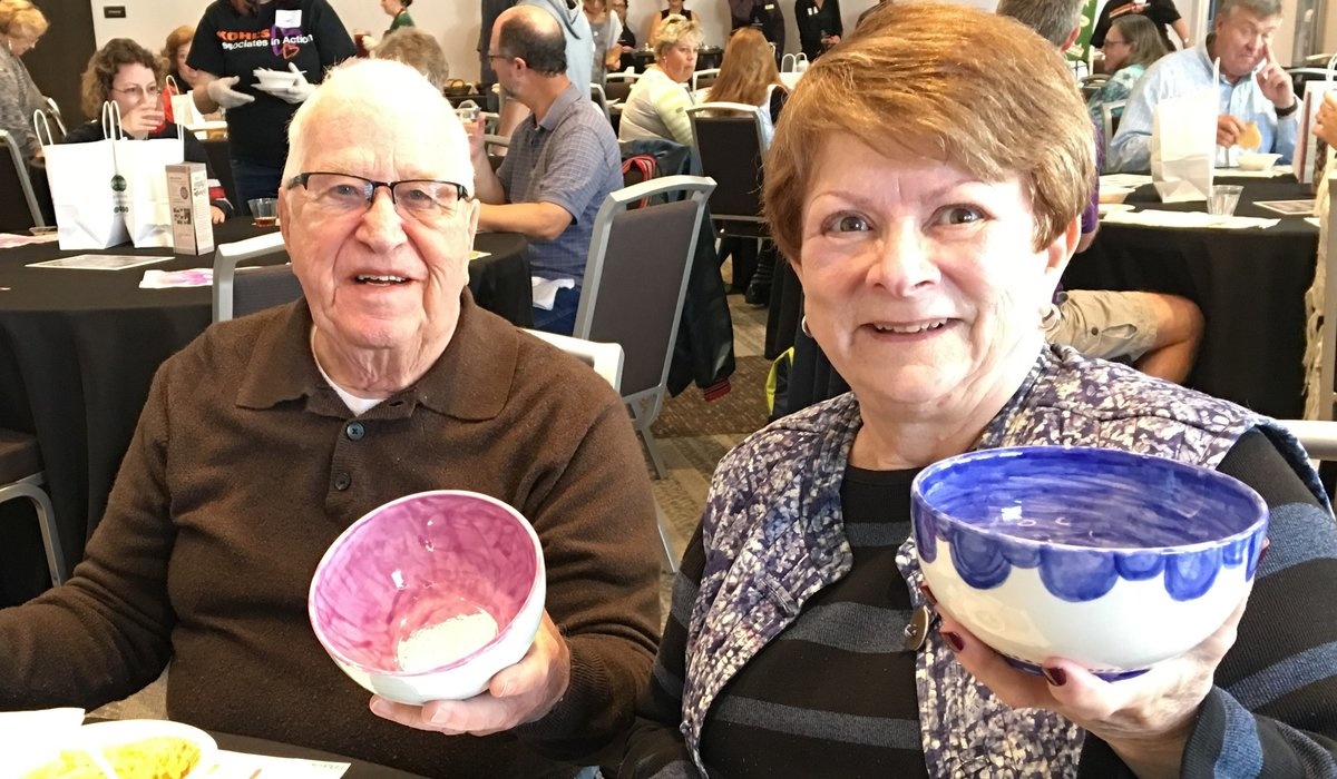 Second Annual Empty Bowls Fundraiser 6