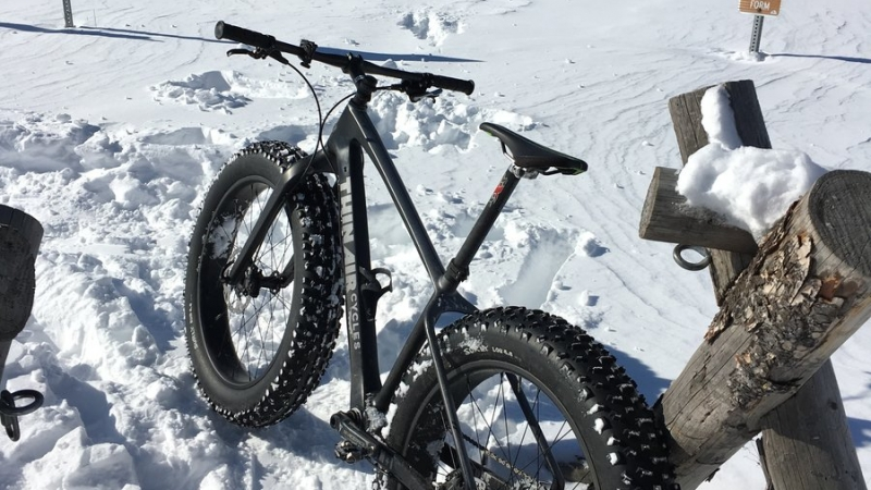 The Appeal of the Fat Bike 7