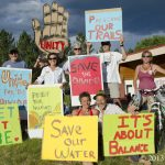 Locals Celebrate Thompson Divide Lease Cancellations 3