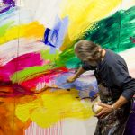 "Jonas Gerard Paints ""Passionately Alive"" 4"