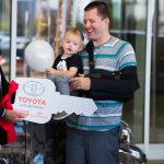 Toyota Pays off Vehicles for Three Local Soldiers