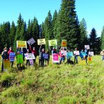 Locals Celebrate Thompson Divide Lease Cancellations 4