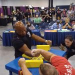 Eight-time Mr. Olympia Lee Haney Hosted Second-Annual Physique and Fitness Games Promoting Fitness for Whole Family 1
