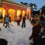 Holiday Magic and Snow Festival at Fathoms 2