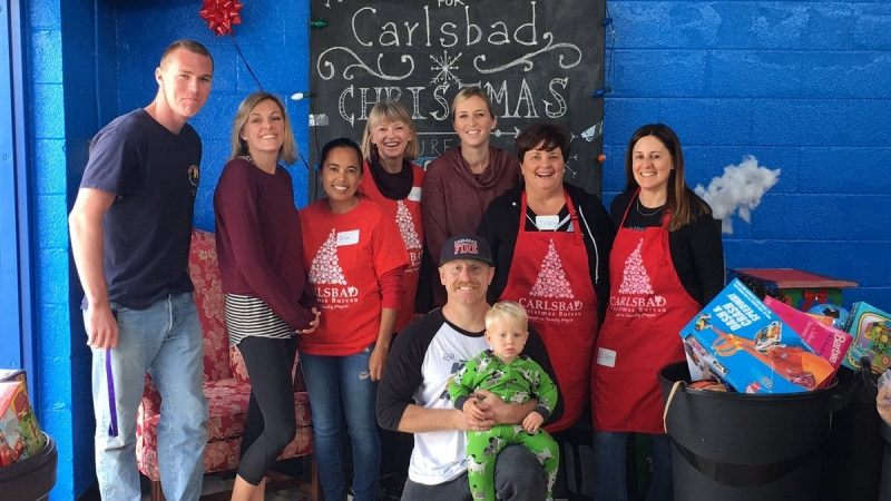 Carlsbad Firefighters Association Hosts 