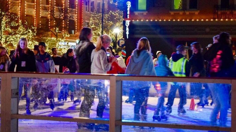 Winter Fun, Christmas In The Square 6