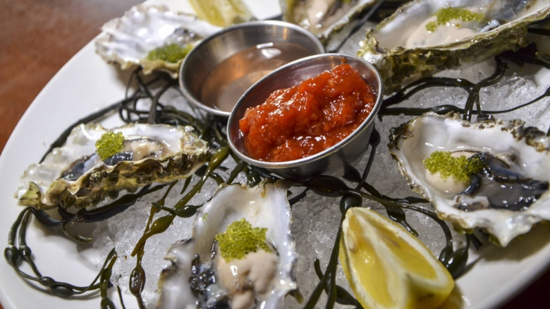 6th Annual Oysters & Ale