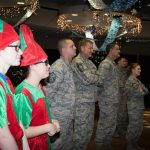 Blue Sky Bank Partners with the Salvation Army and the Tulsa Air National Guard to Deliver Christmas Gifts to Area Children 2