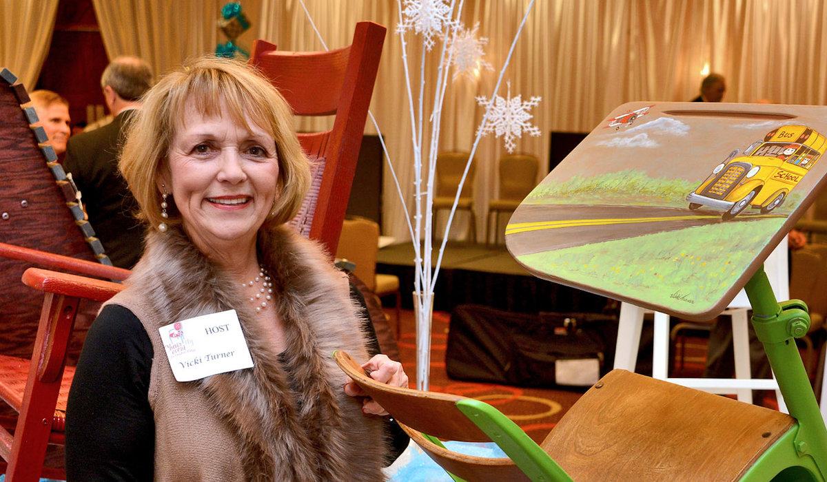 10th Annual Chair-ity Event Raises $200,000 for Victims of Child Abuse and Abandonment 2