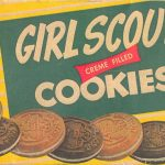 One Hundred Years of Girls Selling Cookies 4