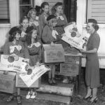One Hundred Years of Girls Selling Cookies 3
