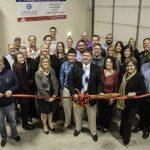 Covenant Heating & Cooling Ribbon Cutting 1
