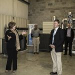 Covenant Heating & Cooling Ribbon Cutting 2