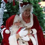Santa by the Sea and Tree Lighting at L'Auberge 2
