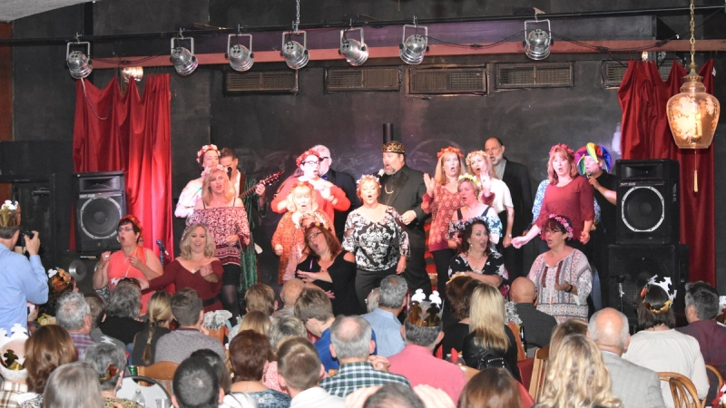 """King's Manor"" theatre group hosts 25th Reunion show"