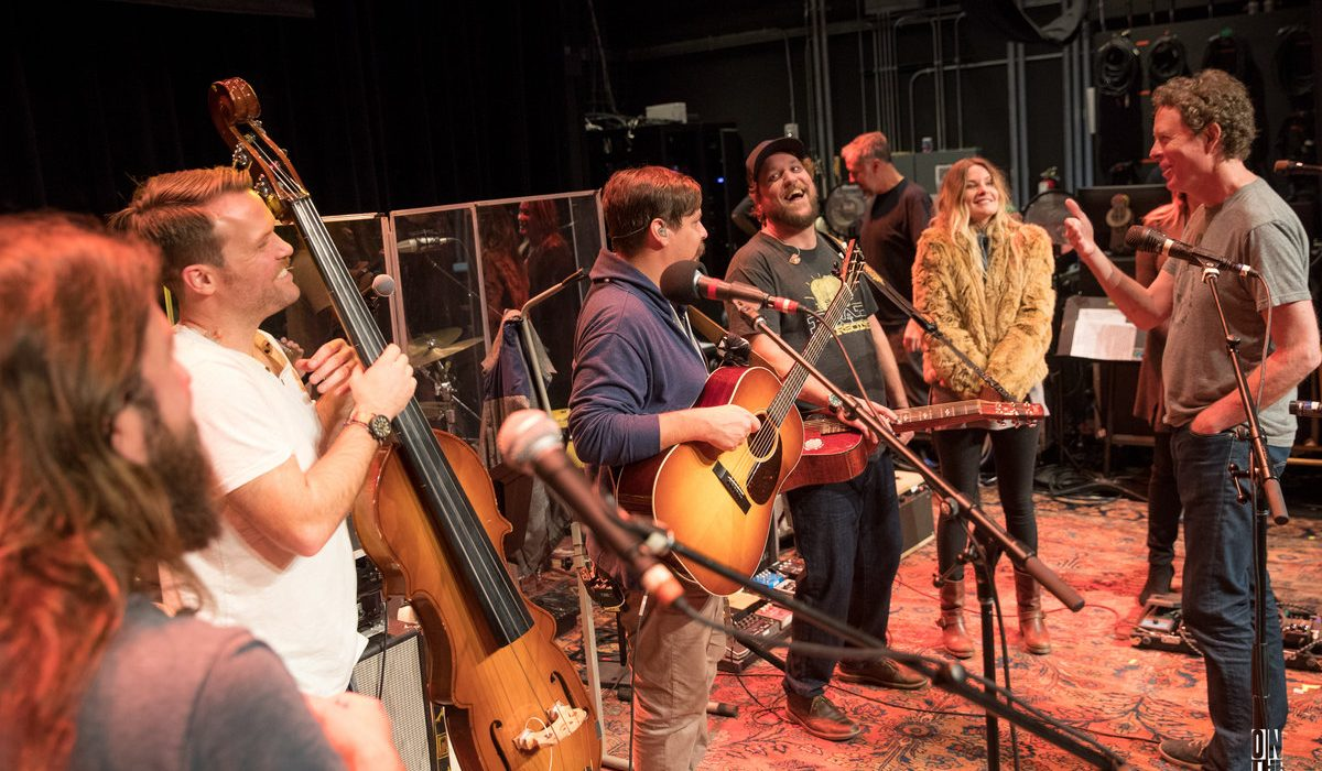 Greensky Bluegrass e-Town Taping 2